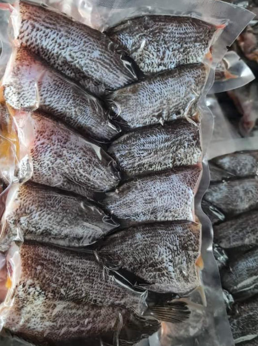 ปลาสลิด แดดเดียว ราคาถูก